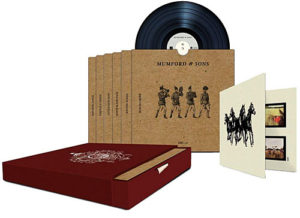 Mumford & Sons / Sigh No More seven-inch box set