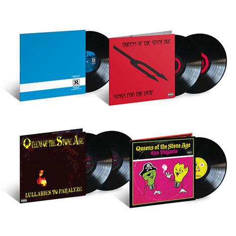 Queens of the Stone Age deluxe vinyl reissues