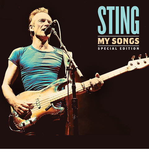 Sting / My Songs special edition