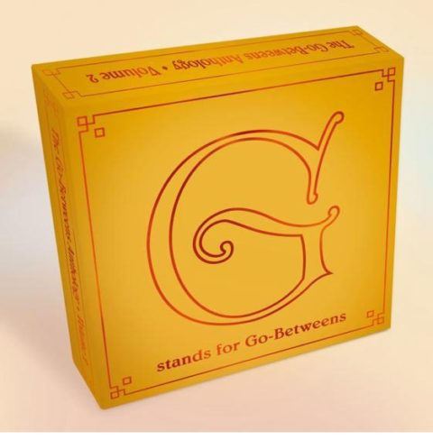 G Stands for Go-Betweens: The Go-Betweens Anthology volume 2 box set
