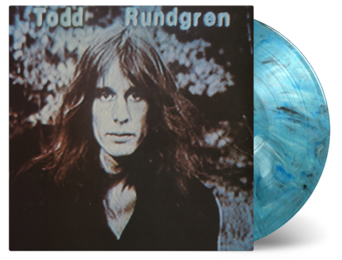 Todd Rundgren / Hermit of Mink Hollow limited edition coloured vinyl