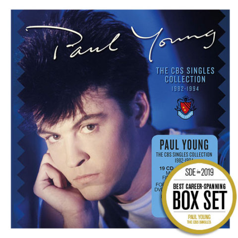 SDE's Best Reissues of 2019. BEST CAREER-SPANNING BOX: Paul Young: The CBS Singles Collection 1982-1994 (Edsel/Demon Music)