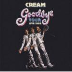 Cream / Goodbye Tour Live 1968