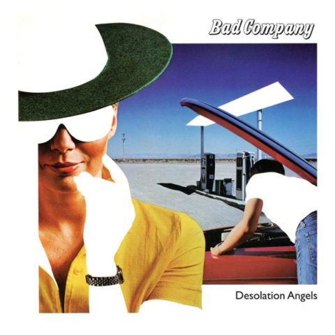 Bad Company / Desolation Angels 40th anniversary 2CD deluxe