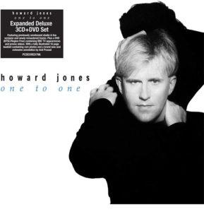 Howard Jones / One to One 3CD+DVD reissue