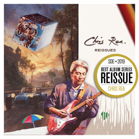 SDE's Best Reissues of 2019. BEST ALBUM SERIES REISSUE 2019: Chris Rea (Rhino)