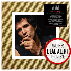 Keith Richards / Talk is Cheap 2CD deluxe