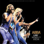 ABBA / Live at Wembley 3LP vinyl