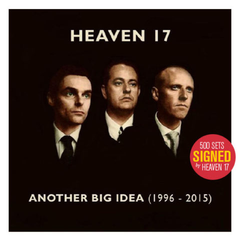 Heaven 17 / Another Big Idea 9CD box set