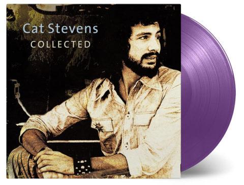 Cat Stevens / Collected 2LP coloured vinyl