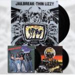 Thin Lizzy / Vinyl reissues