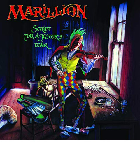 Marillion / Script For A Jester's Tear reissue