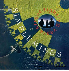 Simple Minds / Street Fighting Years 4CD box set