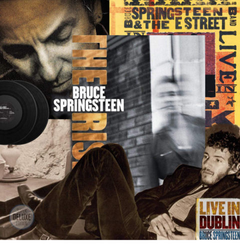 Bruce Springsteen / vinyl reissues