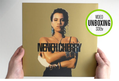 Neneh Cherry / Raw Like Sushi unboxing video