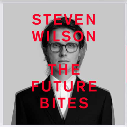 Steven Wilson / new album The Future Bites