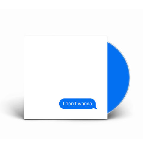 Pet Shop Boys / new single I don't wanna / 12-inch vinyl