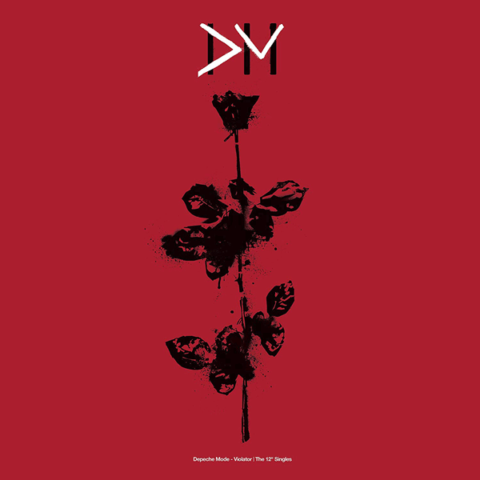 "Depeche Mode / Violator: The 12"" Singles vinyl box set"