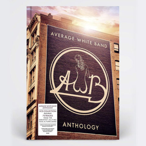 Average White Band / Anthology 5CD deluxe set