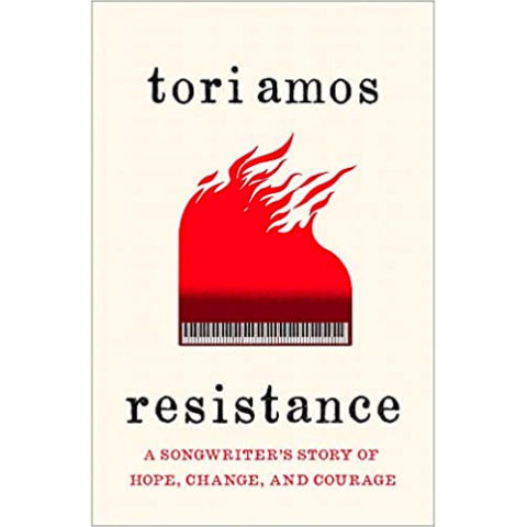 Tori Amos / Resistance signed copy