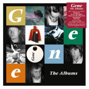 Gene / The Albums 8LP vinyl box set