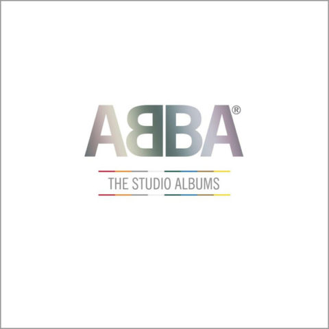 ABBA: The Studio Albums coloured vinyl box set