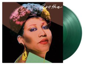 Aretha Franklin / Aretha green vinyl