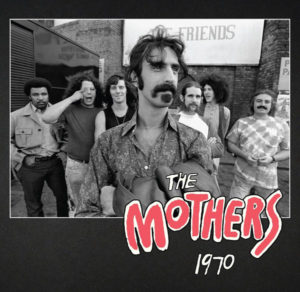 Frank Zappa / The Mothers 1970 4CD set