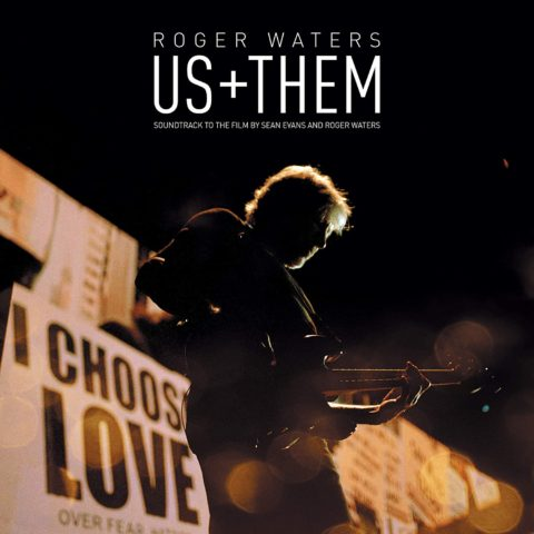 Roger Waters / US + THEM tour film on CD, vinyl, blu-ray and DVD
