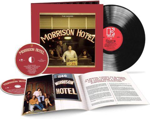 The Doors / Morrison Hotel 50th anniversary