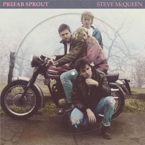 Prefab Sprout / Steve McQueen vinyl picture disc