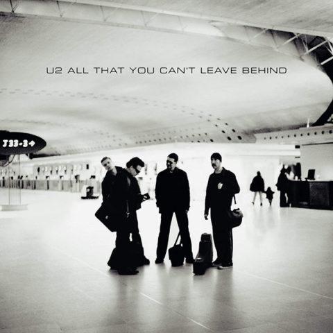 """U2 SE HACEN UN HOMENAJE, A LOS 20 AÑOS, CON """"ALL THAT YOU CAN´T LEAVE BEHIND"""""""