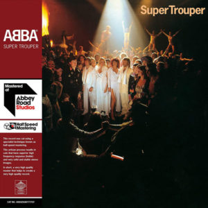ABBA / Super Trouper half-speed mastered vinyl
