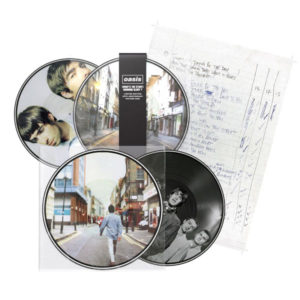 Oasis / (What's The Story) Morning Glory? 25th anniversary vinyl picture disc