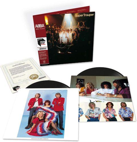 ABBA / Super Trouper half-speed mastered vinyl