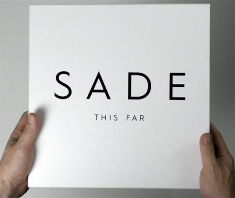 Sade / This Far unboxing video