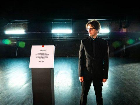 Steven Wilson / The Future Bites ULTRA DELUXE BOXSET ON OBSOLETE MEDIA