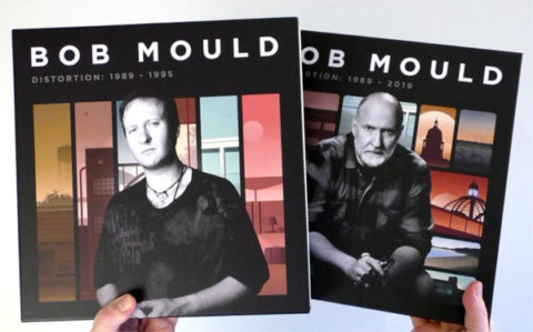 Bob Mould / Distortion unboxing video