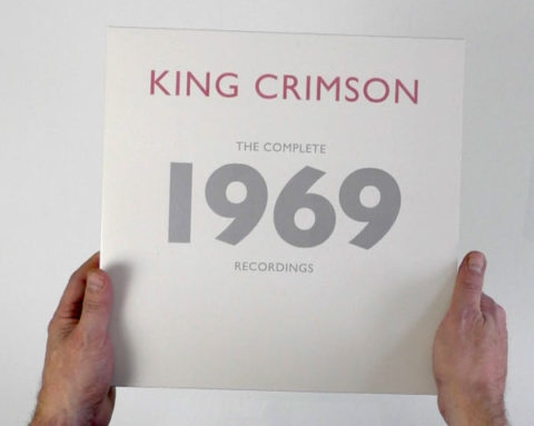 King Crimson / The 1969 Recordings unboxing video