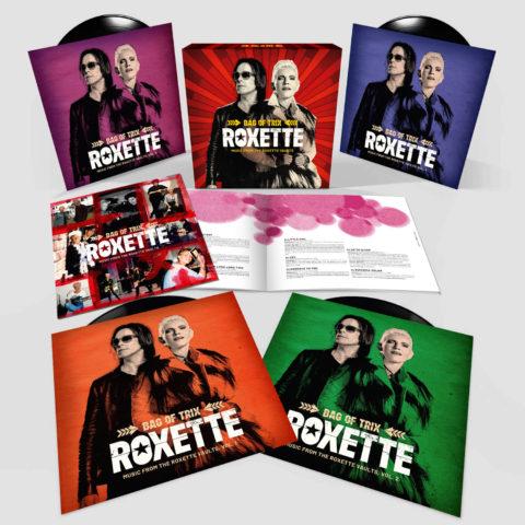 Roxette / Bag of Trix rarities set