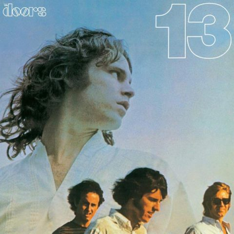 The Doors / 13 vinyl reissue