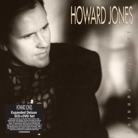 Howard Jones / In The Running 3CD+DVD deluxe reissue