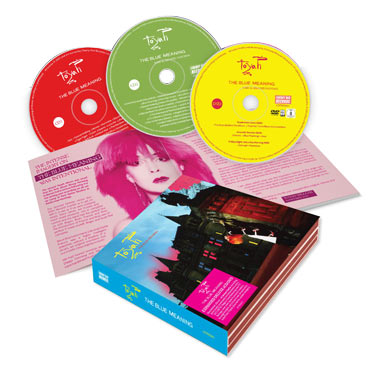 Toyah / The Blue Meaning reissue 2CD+DVD deluxe edition