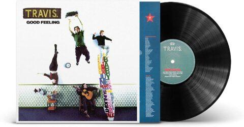 Travis / Good Feeling vinyl reissue