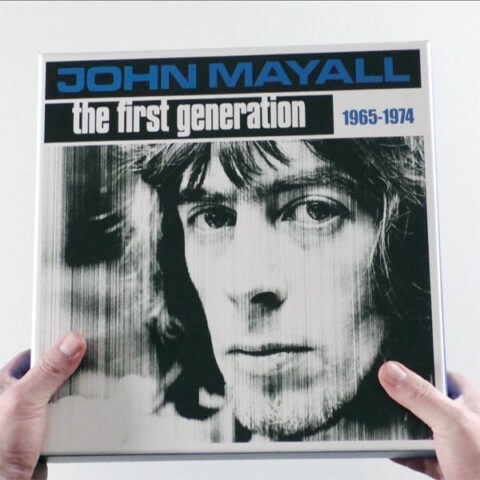 John Mayall / The First Generation 1965-1974 unboxing video