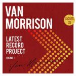 Van Morrison / Latest Record Project signed 2CD set